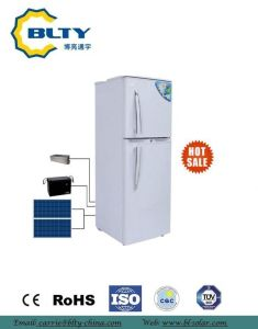 Hot Selling Solar Fridge and Refrigerator with Ce & ISO& RoHS pictures & photos