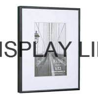 Heavy Duty Round Corner Clip Frame Poster Holder - A4 -A0 32mm Silver pictures & photos