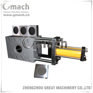 Plate Type Continuous Screen Changer for Foam Plate Extrusion Machine pictures & photos