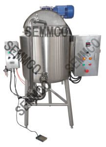 Semmco Ss Chocolate Batch Tempering Tank with Pump