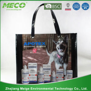 Custom Design Logo Printed Non Woven Shopping Bag for Small Product with Handle (MECO175) pictures & photos