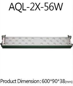 Cheap 56W LED Lamp for Auqarium Marine Coral Reef Lighting pictures & photos