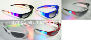 LED Flashing Glasses (QY-LS002) pictures & photos