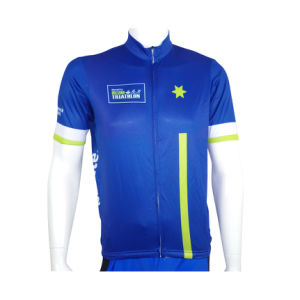Men′s Bike Custom Cycling Running Racing Jersey