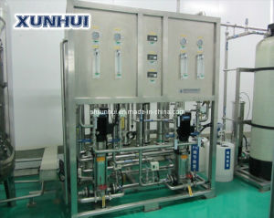 Two Stage Reverse Osmosis Water Filter Plant Water Treatment System