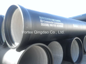 Ductile iron Socket Spigot pipe pictures & photos