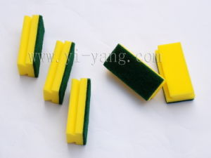 Sponge Washing Pad (Sponge Cleaning Pad) (YS04) pictures & photos