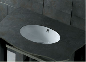 Ceramic Wash Basin, Bathroom Sinks, Basin