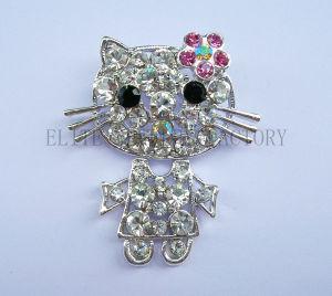 Fashion Brooch - Hello Kitty (B0525)