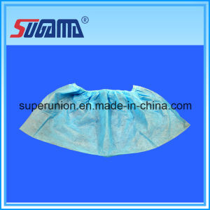 Medical Disposable Non-Woven Shoe Cover pictures & photos