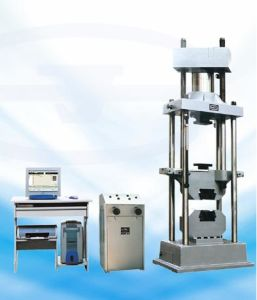 Hydraulic Universal Testing Machine  WEW-1000A pictures & photos