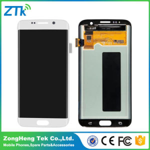 LCD Digitizer Assembly (with frame) - Samsung Galaxy S7 Edge - Original pictures & photos