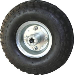 High Quality Hand Truck Air Wheel pictures & photos