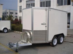 EU Shape Cargo Trailer / Van (GW-BLV12) pictures & photos
