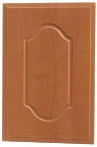 PVC Vacuum Kitchen Cabinet Door pictures & photos