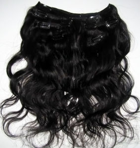 Clip in Virgin Hair Body Wave (CIH009)