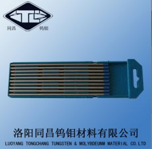 Tungsten Electrode (WY electrode 2.0*150mm) pictures & photos