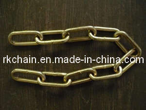 DIN 763 Link Chain, Mild Steel or Stainless Steel 304/316 pictures & photos