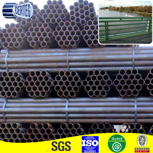 10mm to 165mm Welded Round Steel Pipe Tube pictures & photos