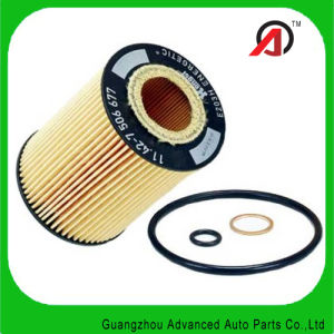 Auto Oil Filter for BMW (11427506677)