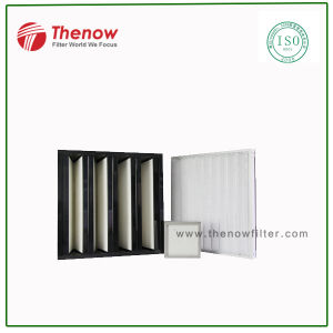 HEPA Filter Elements for HVAC Systems pictures & photos