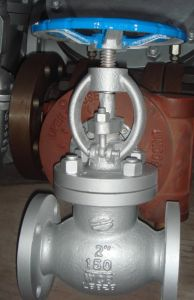 Flanged Globe Valve Cast Steel Stainless Steel