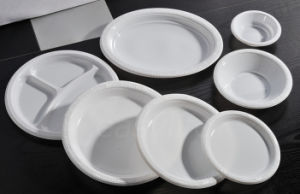 Easylife Round Plate 2 pictures & photos