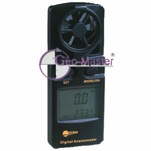 Digital Anemometer: TM816 pictures & photos