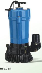 High Quality Aluminium Body Electrical Submersible Water Pump (HS2.75S) pictures & photos
