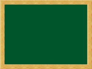 Blackboard/Green Board With Wood Frame (PF01)