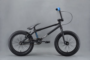 Mini-Black Freestyle Bike