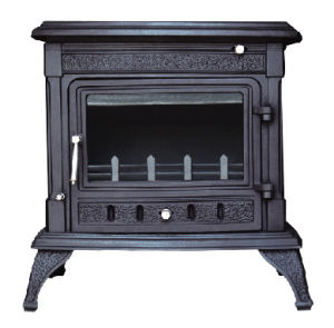 18kw Cast Iron Stove (FIPA043) , Wood Burning Stove