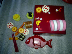 Wooden Toys - Leisure Series (w501)