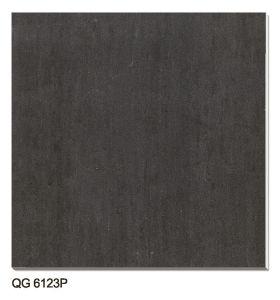 Double Loading Polished Porcelain Floor Tile (QG6123P) pictures & photos