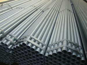 ERW Hot DIP Galvanized Steel Pipe pictures & photos