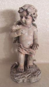 Angel Sculpture (SFR0427)