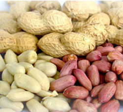 Various Kinds Peanuts