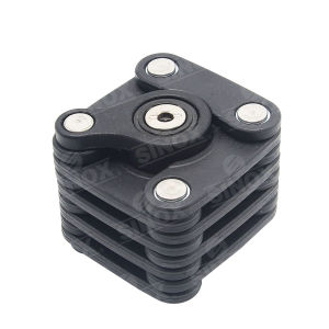 Innovative Design 2 Wheel Security Folding Lock pictures & photos