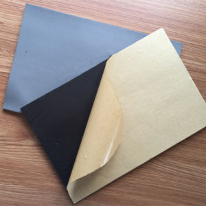 Grey and Black PVC/Nitrile Foam for Automotive pictures & photos