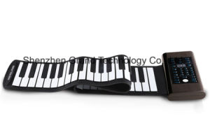 Hand Roll Piano with 61 Thickened Keys (GPB-61) pictures & photos