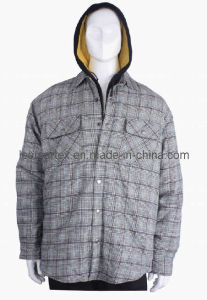Men′s Flannel Shirt