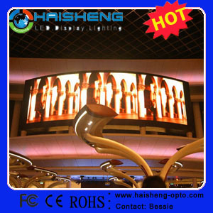 P8 SMD 3 in 1 Full Color Indoor LED Advertising Board