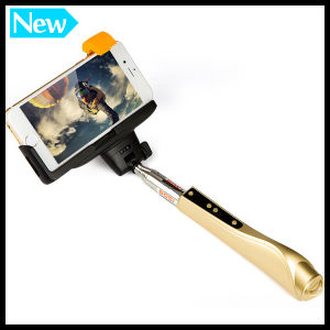 Wireless Bluetooth Zoom Monopod Selfie Stick Bluetooth with Remote Shutter pictures & photos