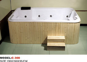 Massage Bathtub (C-300)