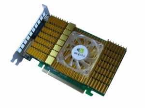 NVIDIA Geforce4 9500GT 512M