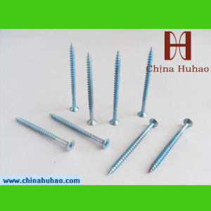 Screw/Factory Direct DIN Csk Head Chipboard Screw pictures & photos