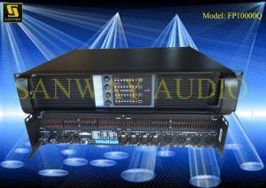 Fp10000q Low Impedance (2-8-16 Ohm) Power Amplifier pictures & photos