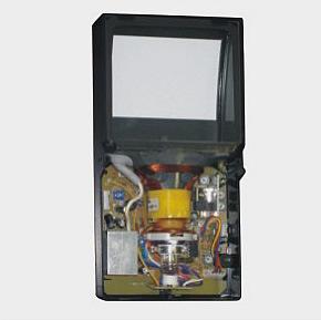 4 inch B/W Flat CRT (VIS4001)