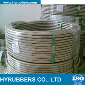 Flexible Stainless Steel Damping Metal Hose with Joint in Two Ends pictures & photos