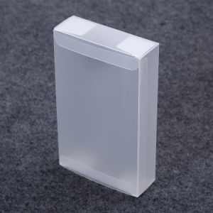 OEM Screen printing Opaque PP folding box (plastic gift box) pictures & photos